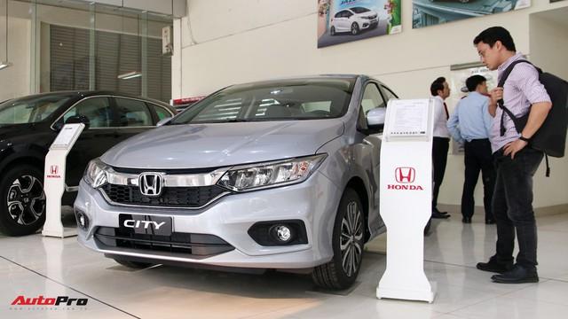 Lật đổ Toyota Vios, Honda City lần đầu bán chạy nhất Việt Nam - Ảnh 3.