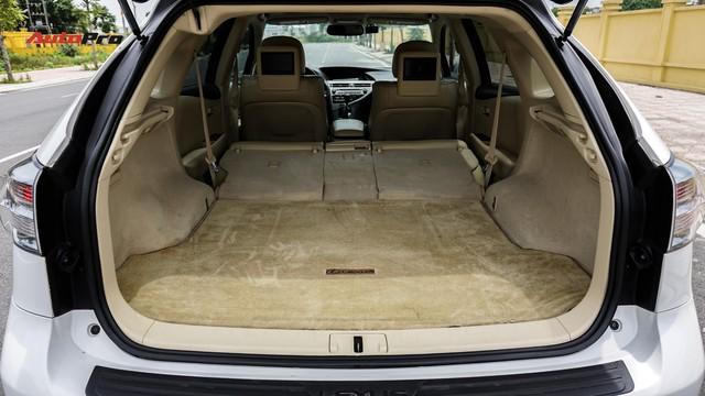 Lexus RX350 cũ, độ chống trộm gương và 3 màn hình android có giá dưới 1,7 tỷ đồng - Ảnh 8.