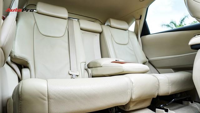 Lexus RX350 cũ, độ chống trộm gương và 3 màn hình android có giá dưới 1,7 tỷ đồng - Ảnh 18.