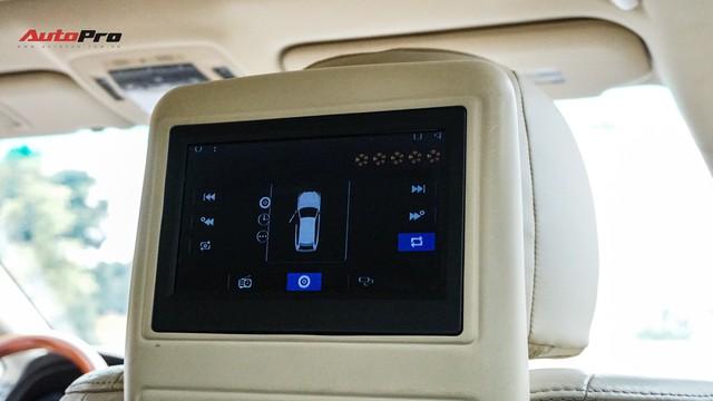 Lexus RX350 cũ, độ chống trộm gương và 3 màn hình android có giá dưới 1,7 tỷ đồng - Ảnh 21.