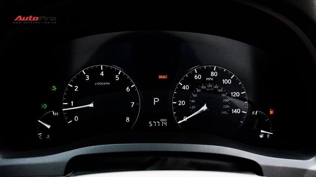 Lexus RX350 cũ, độ chống trộm gương và 3 màn hình android có giá dưới 1,7 tỷ đồng - Ảnh 14.