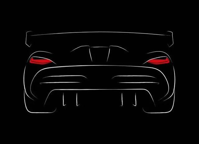 Koenigsegg hé lộ hậu duệ của siêu xe nhanh nhất thế giới Agera - Ảnh 1.