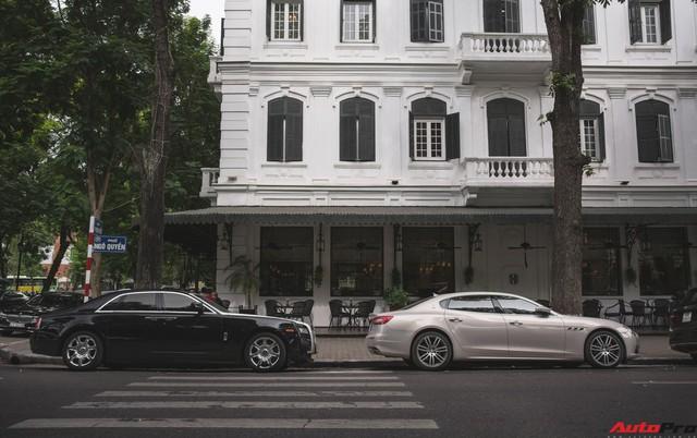 Những mẫu xe nào được đại gia Hà Thành dùng để dạo phố cuối tuần? - Ảnh 1.