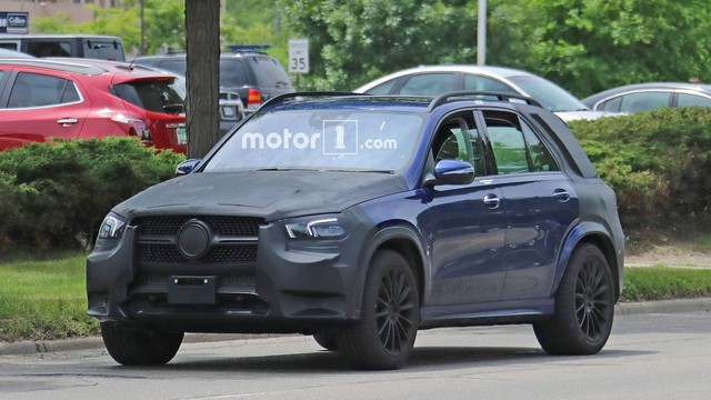 Lộ diện nội thất Mercedes-Benz GLE 2019 - Ảnh 4.