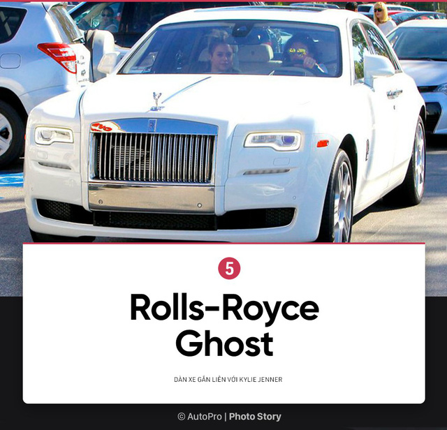 [Photo Story] Bộ sưu tập xe khủng của Kylie Jenner - Em gái út của Kim siêu vòng 3 - Ảnh 5.