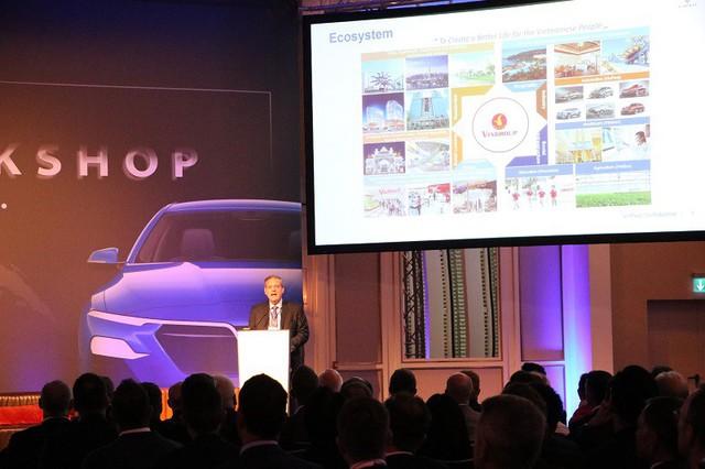 VINFAST mở sự kiện tại Đức, thu hút hơn 300 nhà cung cấp quốc tế - Ảnh 1.