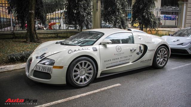 Chỉ riêng chiếc Bugatti Veyron đã ngốn hết ngần này tiền xăng của ông chủ cafe Trung Nguyên - Ảnh 2.