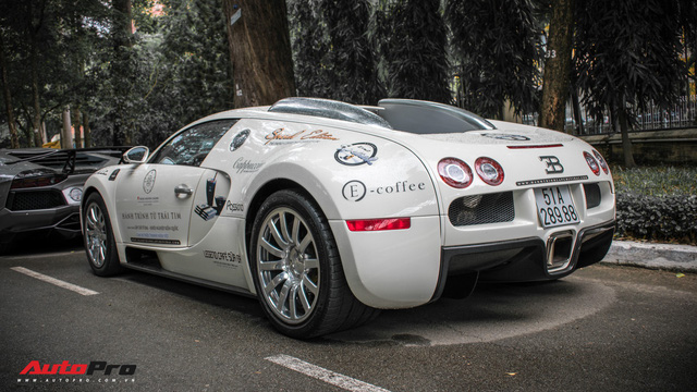 Chỉ riêng chiếc Bugatti Veyron đã ngốn hết ngần này tiền xăng của ông chủ cafe Trung Nguyên - Ảnh 1.