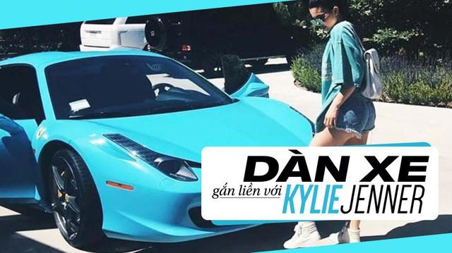 [Photo Story] Bộ sưu tập xe khủng của Kylie Jenner - Em gái út của Kim siêu vòng 3