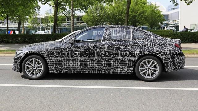 Thêm hình ảnh về BMW 3-Series mới - bản sao của đàn anh 5-Series - Ảnh 1.