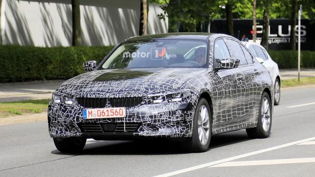 Thêm hình ảnh về BMW 3-Series mới - bản sao của đàn anh 5-Series - Ảnh 2.