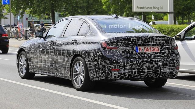 Thêm hình ảnh về BMW 3-Series mới - bản sao của đàn anh 5-Series - Ảnh 3.