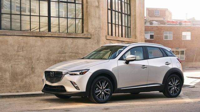 10 dòng SUV/Crossover tiết kiệm nhiên liệu nhất 2018: Quá nửa là xe Nhật - Ảnh 7.
