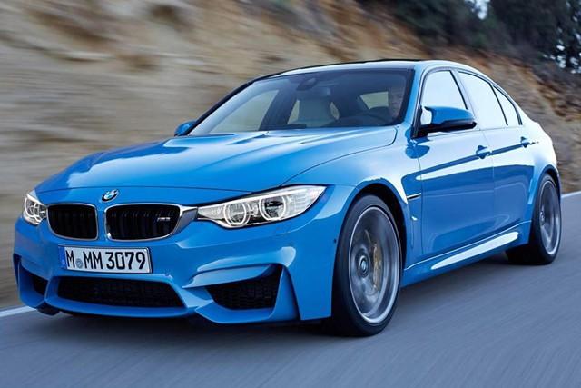 BMW đăng ký bản quyền 3 bản M thể thao mới cho 3-Series, 6-Series và 7-Series - Ảnh 1.