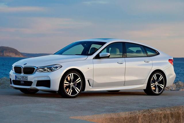 BMW đăng ký bản quyền 3 bản M thể thao mới cho 3-Series, 6-Series và 7-Series - Ảnh 2.
