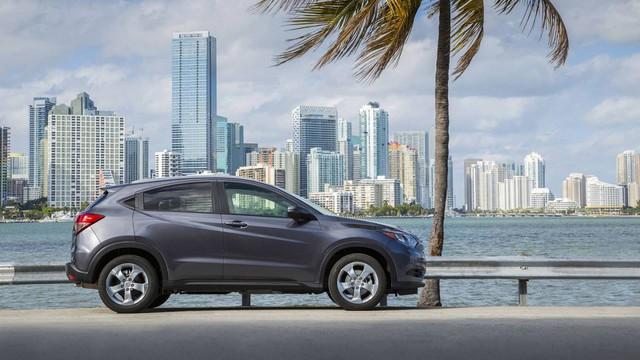 10 dòng SUV/Crossover tiết kiệm nhiên liệu nhất 2018: Quá nửa là xe Nhật - Ảnh 6.
