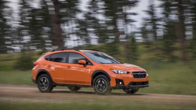 10 dòng SUV/Crossover tiết kiệm nhiên liệu nhất 2018: Quá nửa là xe Nhật - Ảnh 2.
