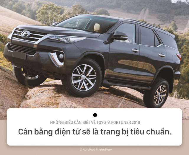[Photo Story] Những điểm đáng chú ý nhất về Toyota Fortuner 2018 sắp bán tại Việt Nam - Ảnh 3.