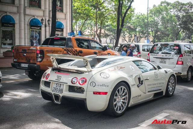 Chỉ riêng chiếc Bugatti Veyron đã ngốn hết ngần này tiền xăng của ông chủ cafe Trung Nguyên - Ảnh 4.