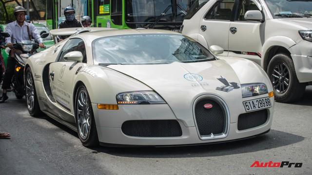 Chỉ riêng chiếc Bugatti Veyron đã ngốn hết ngần này tiền xăng của ông chủ cafe Trung Nguyên - Ảnh 6.