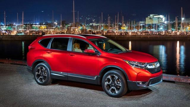 10 dòng SUV/Crossover tiết kiệm nhiên liệu nhất 2018: Quá nửa là xe Nhật