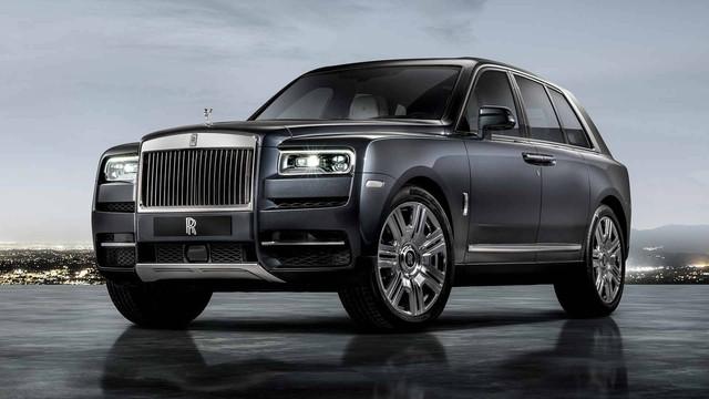 Rolls-Royce không hứng thú với SUV mới ngoài Cullinan - Ảnh 1.