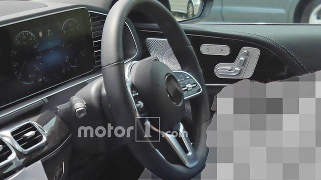 Mercedes-Benz GLE Coupe 2020 mới lần đầu lộ diện - Ảnh 3.