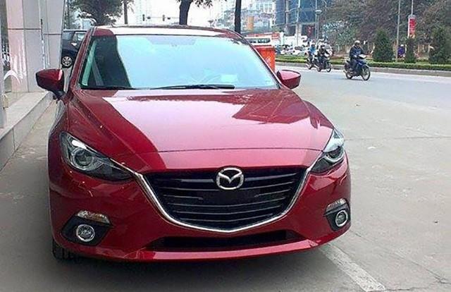 """Đức vừa rời World Cup, Hồng Đăng """"Người phán xử"""" thanh lý ngay Mazda3 trong đêm để đổi xe khác - Ảnh 2."""