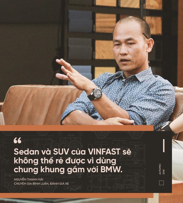 VINFAST-BMW không thể rẻ nhưng VINFAST-GM thì lại là câu chuyện khác - Ảnh 5.
