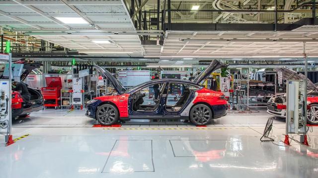 Khách hàng của Tesla sẽ có thể tham gia lắp ráp chiếc xe của mình