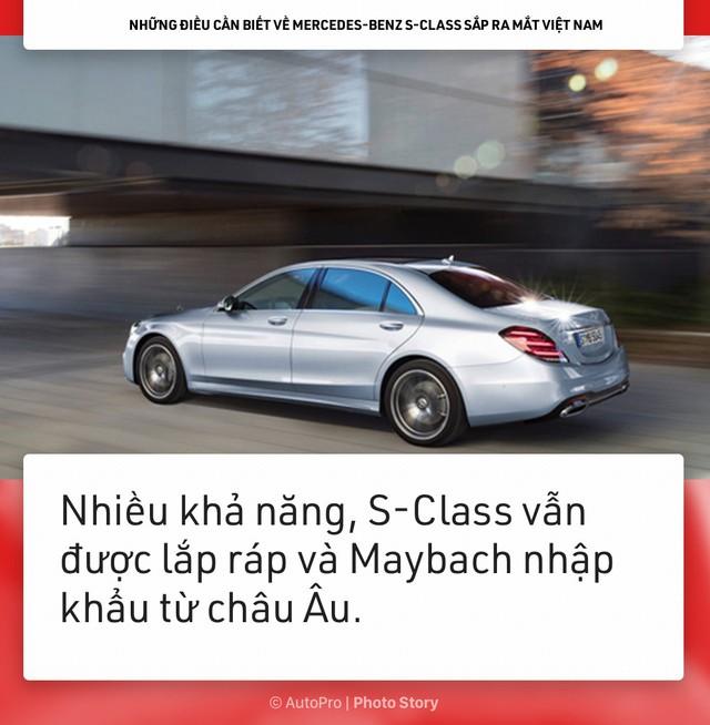 [Photo Story] Những điều cần biết về Mercedes-Benz S-Class sắp ra mắt Việt Nam - Ảnh 5.