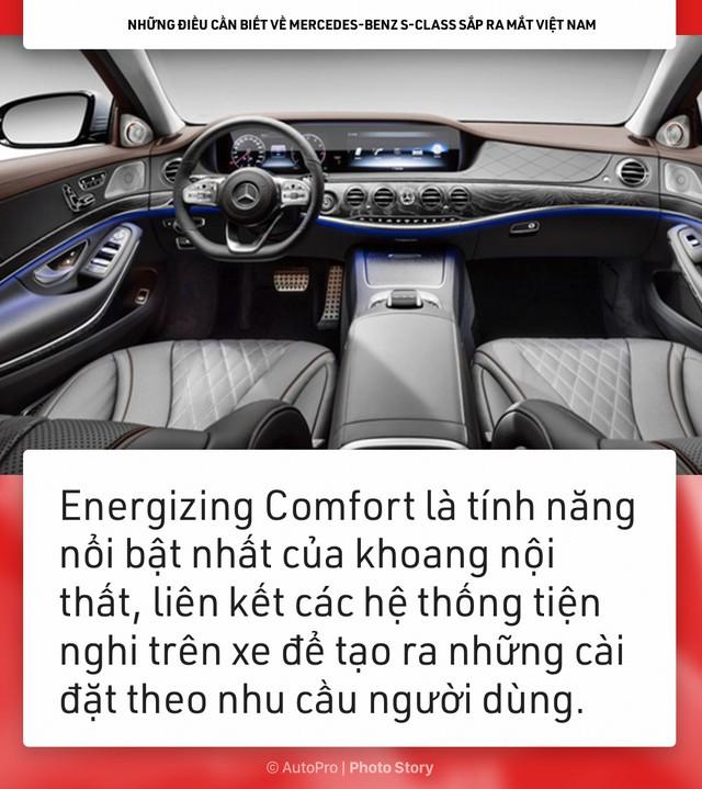 [Photo Story] Những điều cần biết về Mercedes-Benz S-Class sắp ra mắt Việt Nam - Ảnh 8.