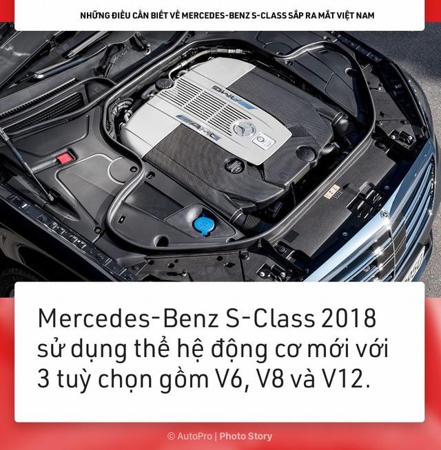 [Photo Story] Những điều cần biết về Mercedes-Benz S-Class sắp ra mắt Việt Nam - Ảnh 9.