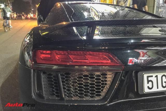 Audi R8 V10 Plus từng của ông chủ cafe Trung Nguyên sang tay đại gia Bạc Liêu - Ảnh 10.