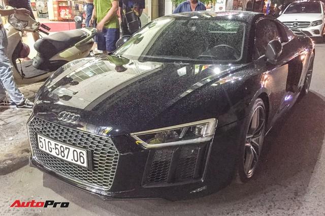 Audi R8 V10 Plus từng của ông chủ cafe Trung Nguyên sang tay đại gia Bạc Liêu - Ảnh 1.