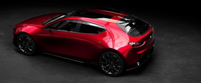 Mazda3 thế hệ mới sẽ cạnh tranh Mercedes-Benz A-Class - Ảnh 2.