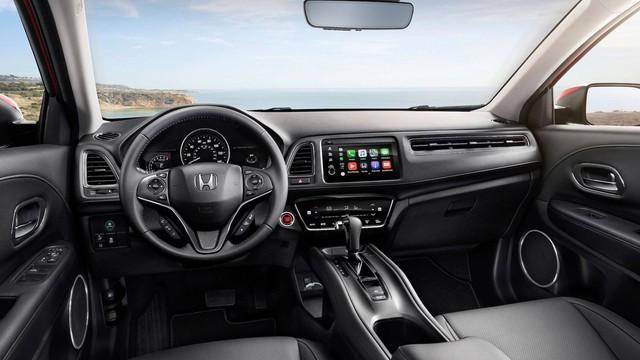 Honda HR-V nâng cấp nhẹ trước khi về Việt Nam - Ảnh 2.