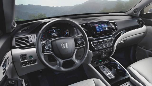 Honda HR-V nâng cấp nhẹ trước khi về Việt Nam - Ảnh 4.