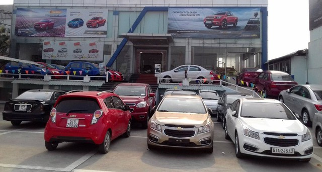 Loạt xe Chevrolet trước nguy cơ biến mất khỏi thị trường Việt Nam - Ảnh 1.