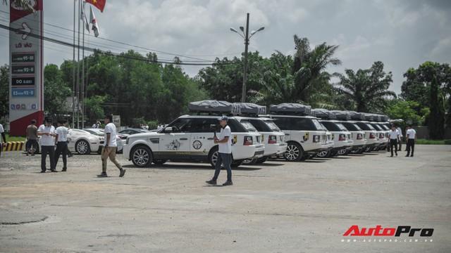 Bugatti Veyron có thể được đưa lên xe kéo để về đích trong hành trình xuyên Việt - Ảnh 5.