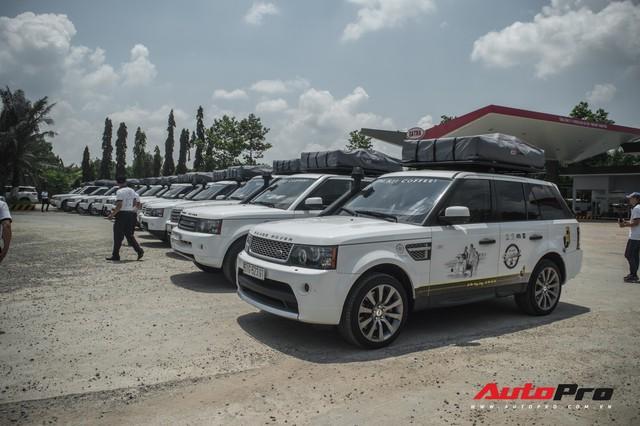 Bugatti Veyron có thể được đưa lên xe kéo để về đích trong hành trình xuyên Việt - Ảnh 4.