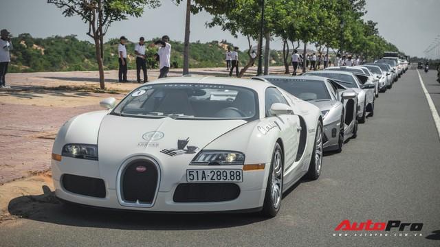 Bugatti Veyron có thể được đưa lên xe kéo để về đích trong hành trình xuyên Việt - Ảnh 1.