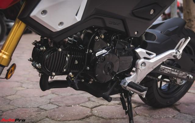 Ảnh thực tế Honda MSX 125 màu mới tại đại lý - Ảnh 10.