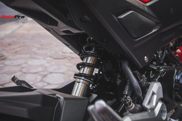 Ảnh thực tế Honda MSX 125 màu mới tại đại lý - Ảnh 13.
