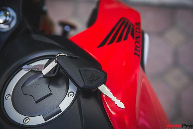 Ảnh thực tế Honda MSX 125 màu mới tại đại lý - Ảnh 14.