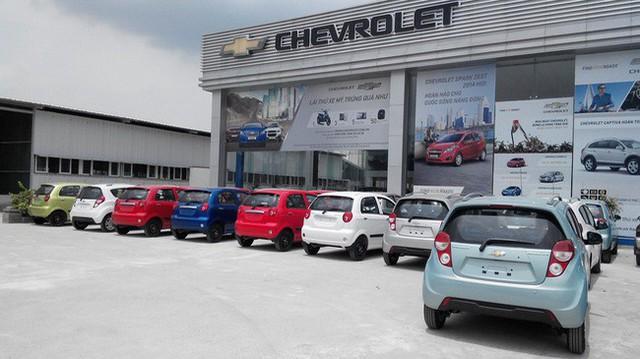 Hành trình gần 25 năm từ Daewoo sang Chevrolet tại Việt Nam và tương lai mới dưới sự điều hành của VINFAST - Ảnh 7.