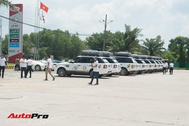Khép lại Hành trình từ trái tim ngày 1: Đoàn siêu xe Trung Nguyên dừng chân ở Phan Thiết - Ảnh 21.