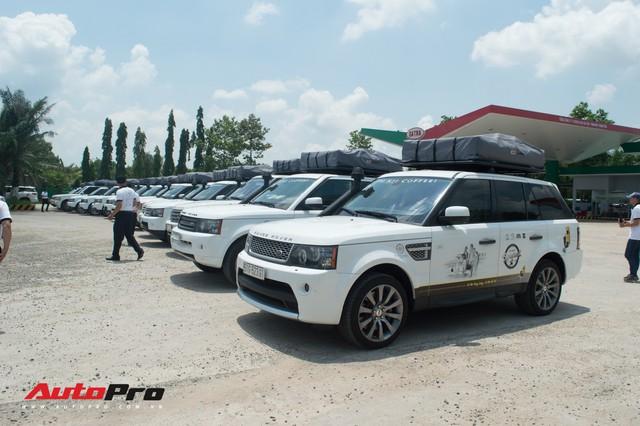 Khép lại Hành trình từ trái tim ngày 1: Đoàn siêu xe Trung Nguyên dừng chân ở Phan Thiết - Ảnh 20.