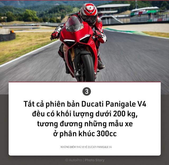 [Photo Story] 9 điều thú vị về Ducati Panigale V4 - Ảnh 3.