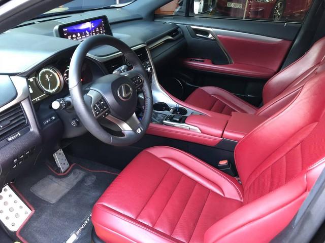 Lexus RX 350 F-Sport 2016 đi 19.000km bán lại giá vẫn gần 4,2 tỷ đồng - Ảnh 7.